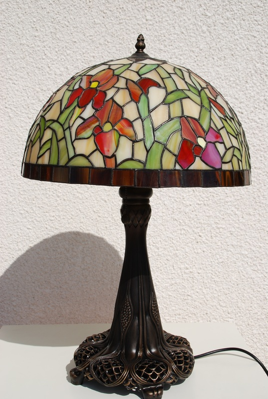 Lampade Tiffany - Glass Art Creazioni di Vetro - Gallery & Workshop